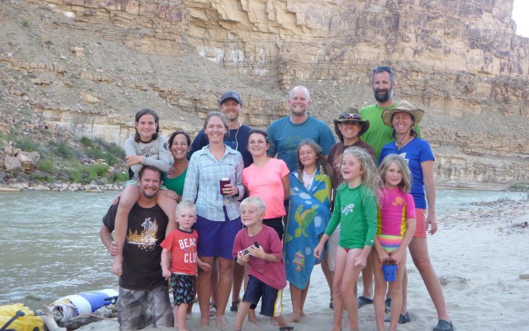 Friends, Family, & Fun In Desolation