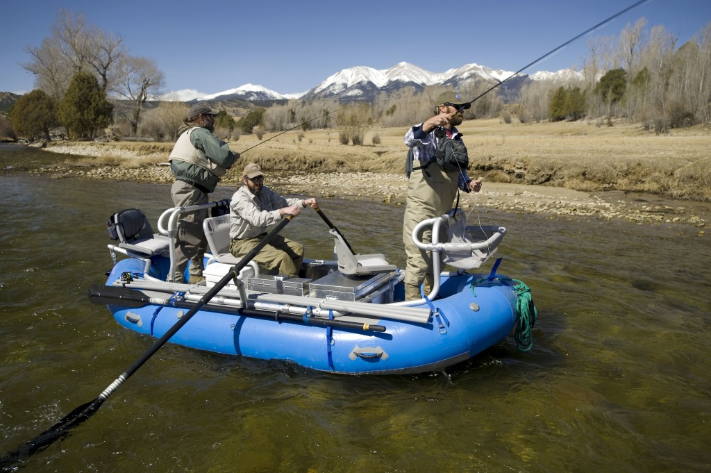 why it s fun to fly fish and float