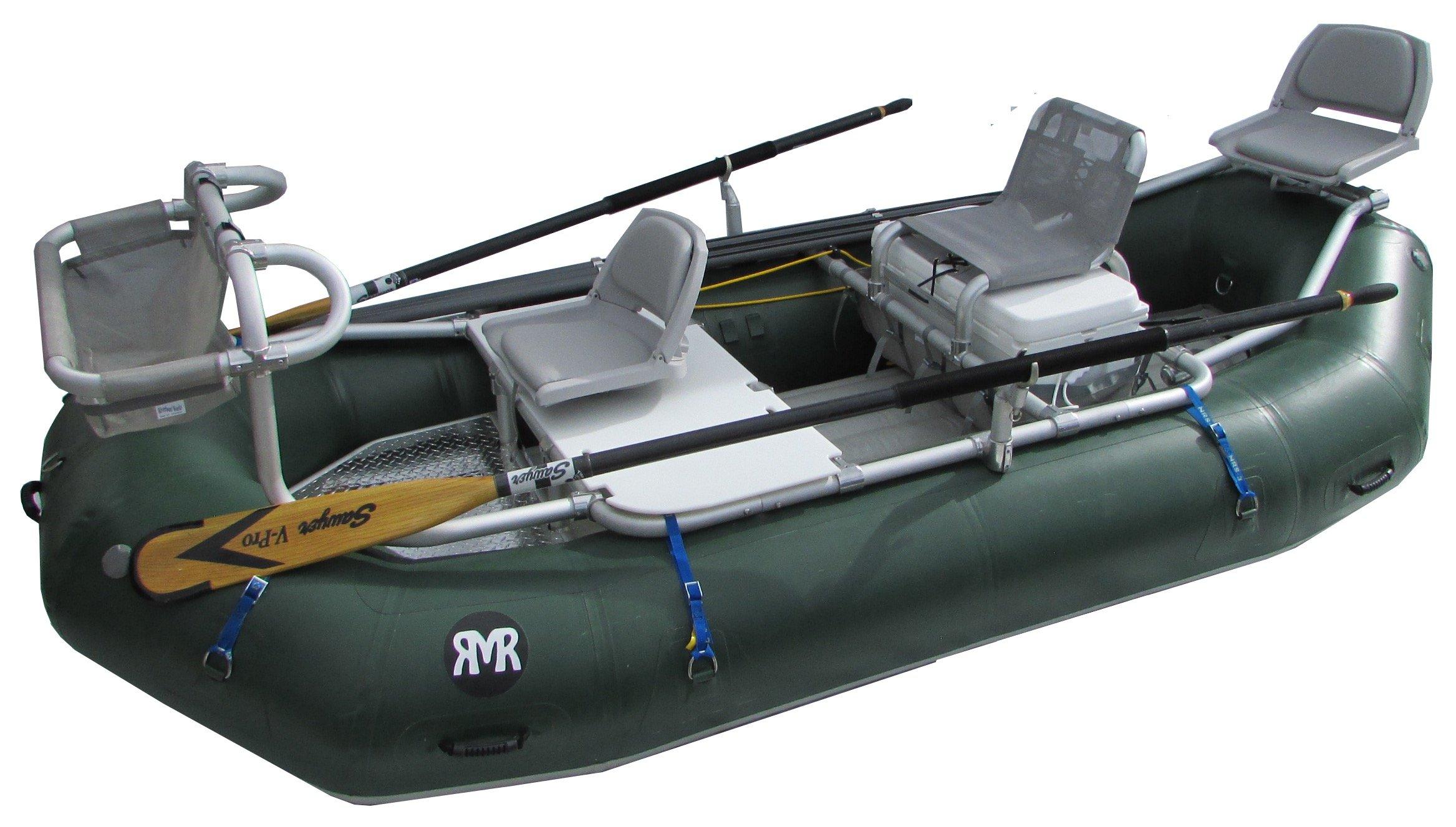 Caddis for Fly fishing raft