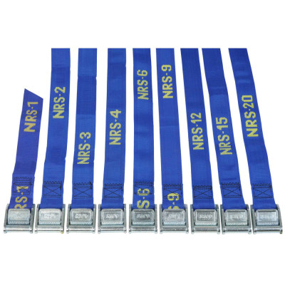 """1.5"""" cam straps"""