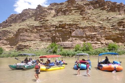River Sombrero